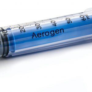 Set de Infusión Continua para Nebulizador, Jeringa y Tapón