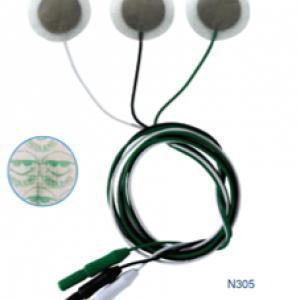 Electrodo de ECG Radiolucido Hidrocoloide Estándar
